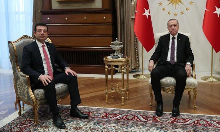Istanbul Mayor İmamoğlu more popular than Erdoğan for presidency: Poll