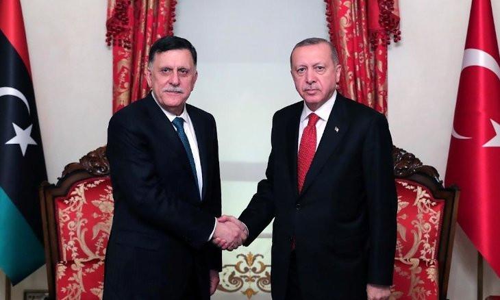 Turkey 'saddened' by Sarraj's plan to step down in Libya