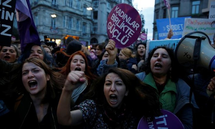 Rights foundation claims right to peaceful assembly 'meaningless' in Turkey