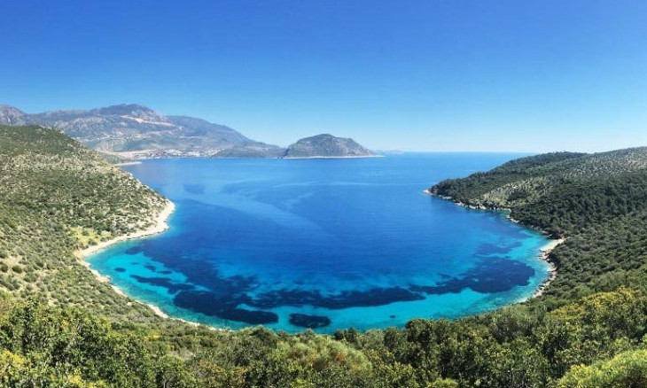 The protection status of Patara and Fırnaz Bay saved  by court decision