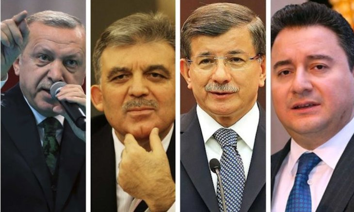 Former AKP politicians visiting Davutoğlu, Babacan in bid to stop foundation of new parties