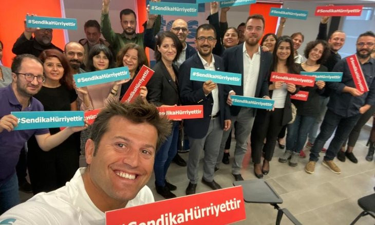 Lawsuit filed for the reinstatement of 46 Hürriyet journalists