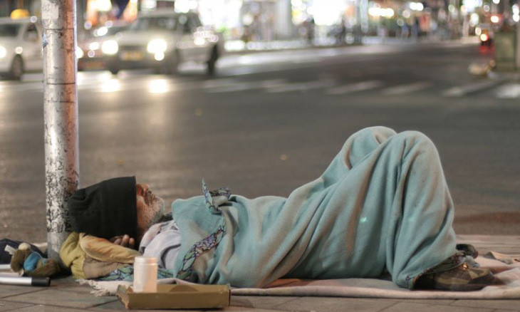 Kurds comprise majority of Istanbul's homeless people