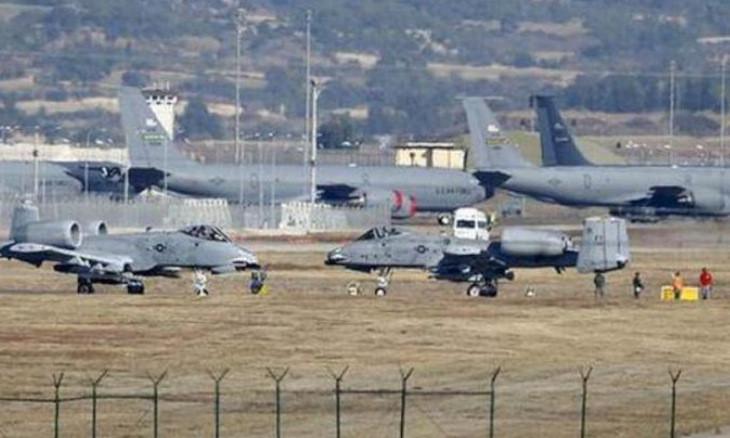 Erdoğan threatens to close down İncirlik and Kürecik over US sanctions