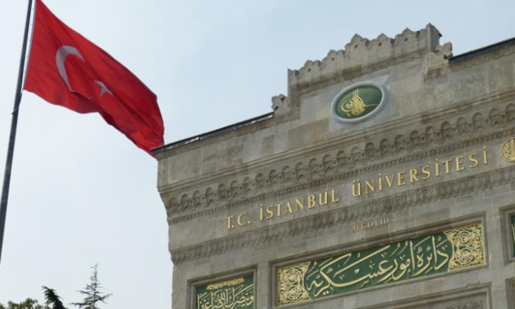 68 of Turkey's 196 university presidents never been published in international journals