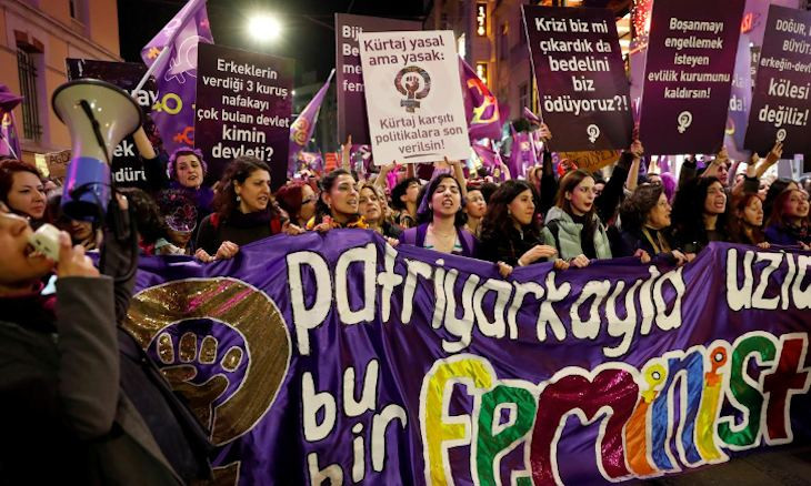 94 women killed despite state protection in Turkey in last five years