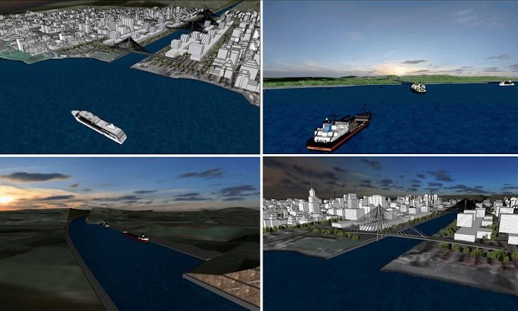 Constitutional Court rejects main opposition's Kanal Istanbul application
