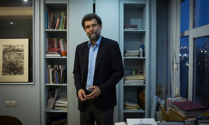 Europe's top rights court rules Turkey violated Osman Kavala's rights