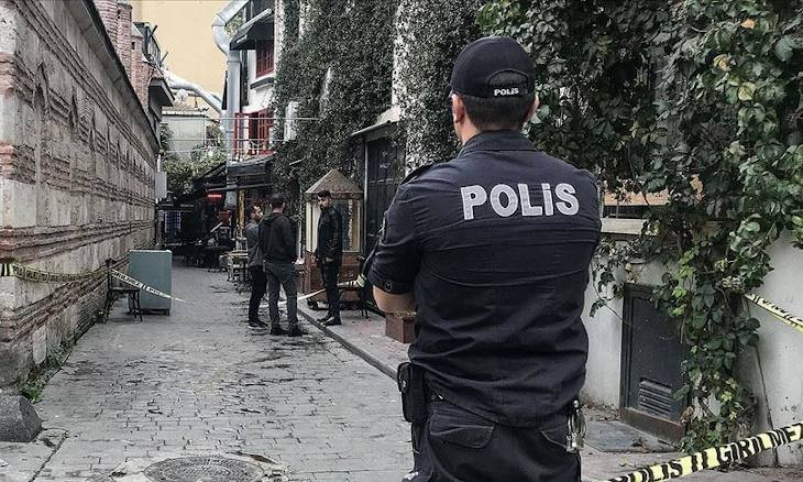 British ex-intel officer died from fall, Turkey says