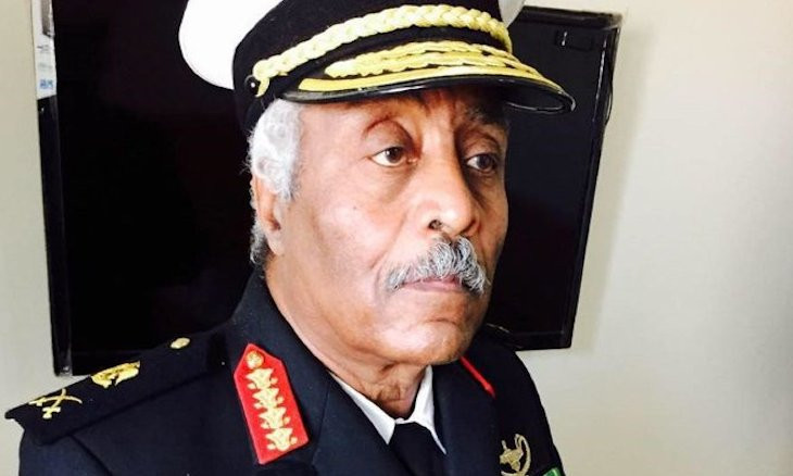 Libyan general: I have orders to sink any Turkish research vessel