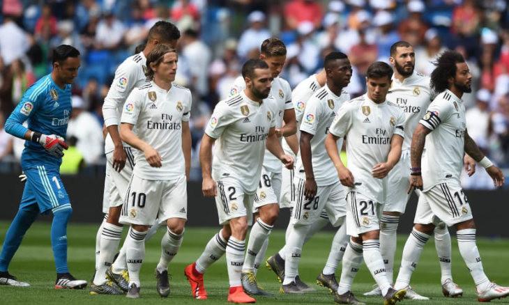 Turkey to sponsor Real Madrid for 12 million euros
