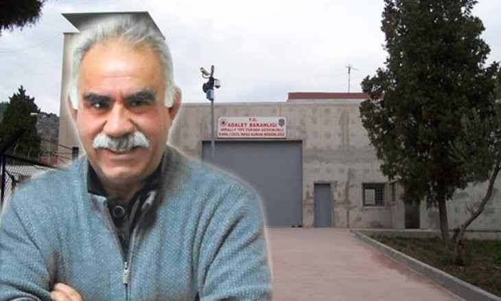 No one should build their future plans over me, PKK leader Öcalan says on KRG tensions