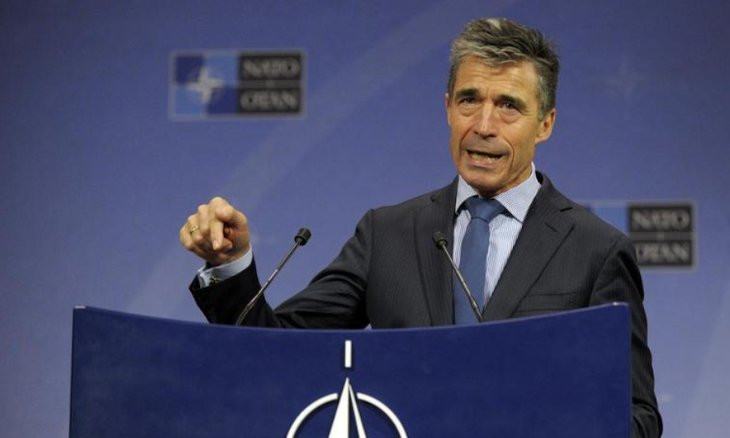 Erdoğan, Macron, Trump threaten NATO summit: Rasmussen