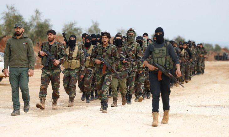 Turkey to 'deploy Syrian rebels to Libya'