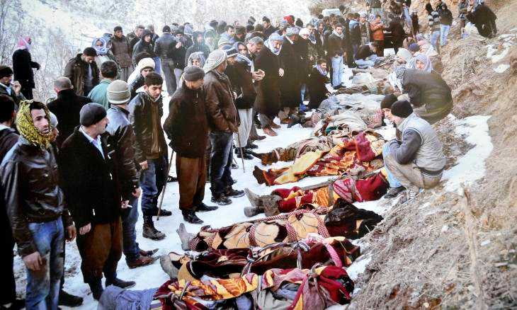 Eight years on, Roboski village continues to carry traces of massacre