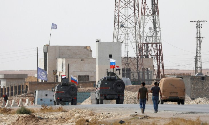 Russia 'seeks to build local force from ethnic Kurds to replace SDF'