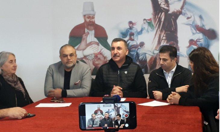 Istanbul court extends Kurdish singer Ferhat Tunç's arrest warrant to obtain his defense