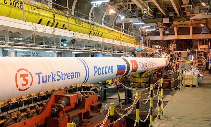 Russia slams US sanctions on Nord Stream 2, TurkStream pipelines