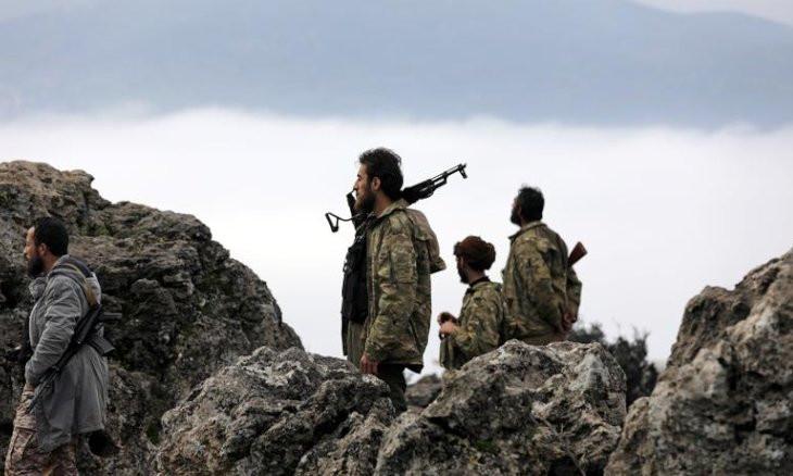 Turkey 'sending 2,000 Syrian rebels to Libya'