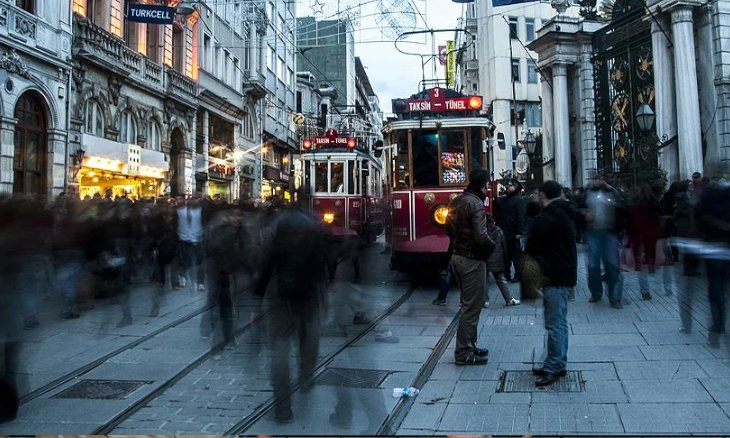 Turkey population tops 83 million, with Istanbul 27 times more dense than average
