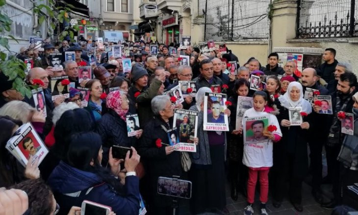 Gov't says Saturday Mothers cannot gather at Galatasaray Square due to its 'touristic' nature