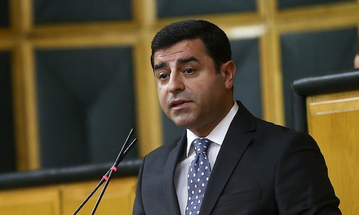 Demirtaş says Justice Ministry preventing lawyers from accessing his case file