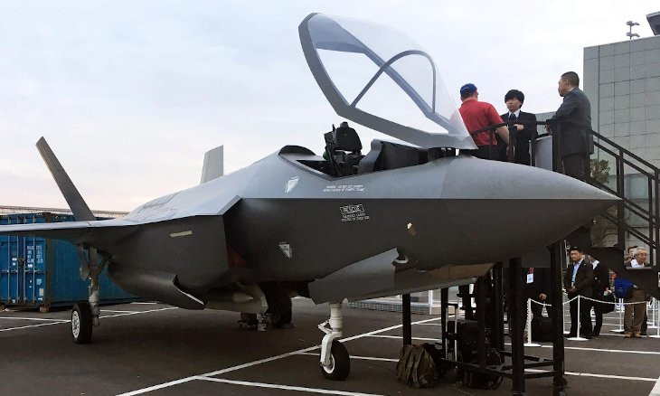 Turkish F-35 suppliers eye production in Bulgaria