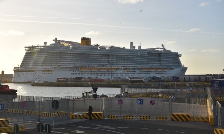 Chinese passengers test negative for coronavirus on quarantined Italian ship
