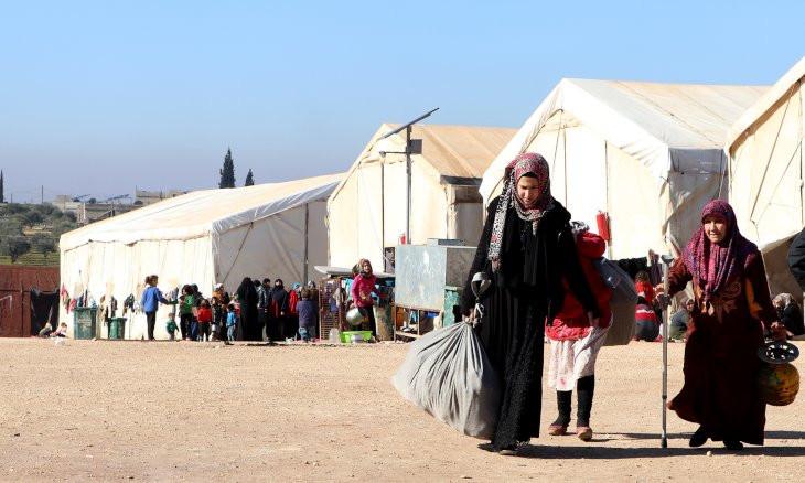 US envoy: 700,000 Syrians fleeing to Turkey
