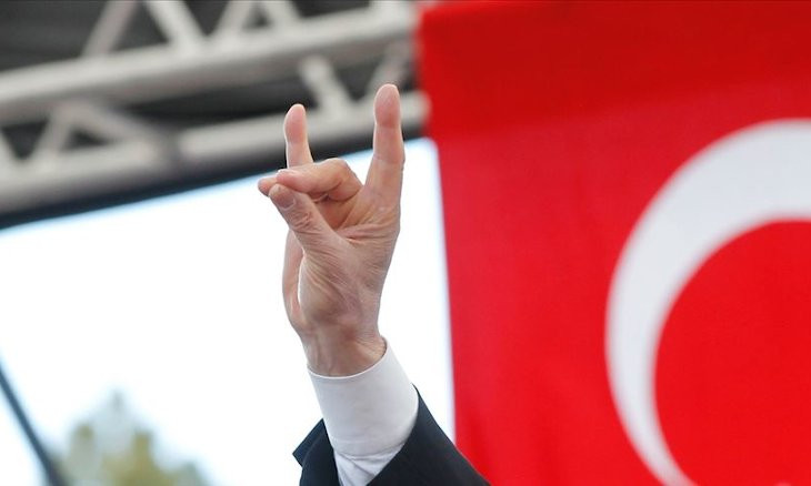 Vienna bus drivers from Turkey laid off for nationalist hand sign