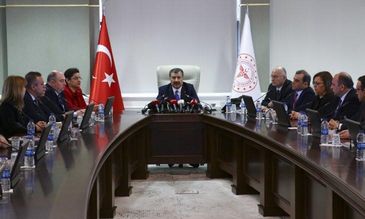 Debate erupts over presence of coronavirus in Turkey