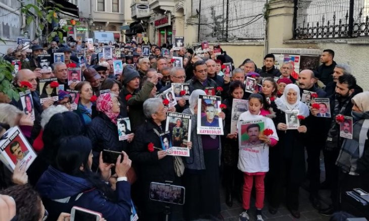 Saturday Mothers meet for 772nd time, demand justice for Güçlükonak massacre