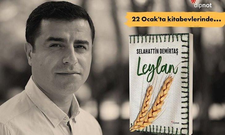 Sale of Demirtaş works slammed in wake of new book release