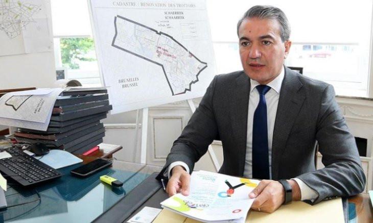 Belgian Turks divided over expulsion of Kır from socialist party over hosting far-right MHP mayors