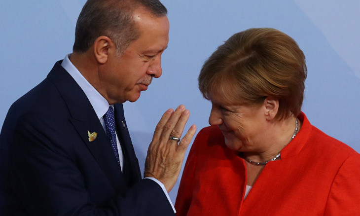 Erdoğan is pushing Germany to its limits