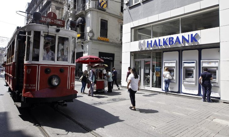 US seeks big contempt fines against Turkey's Halkbank