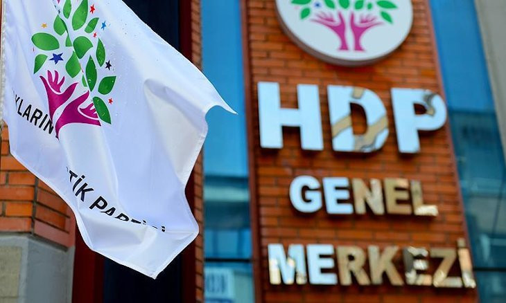 Turkey's pro-Kurdish HDP meets with representatives from 26 EU countries