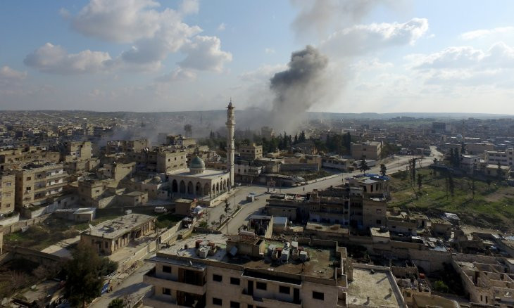 Turkey 'determined to stop Syrian gov't violations of Idlib ceasefire'