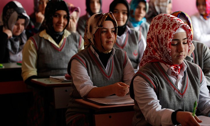 Turkey's top administrative court rejects appeal against lifting of headscarf ban in schools