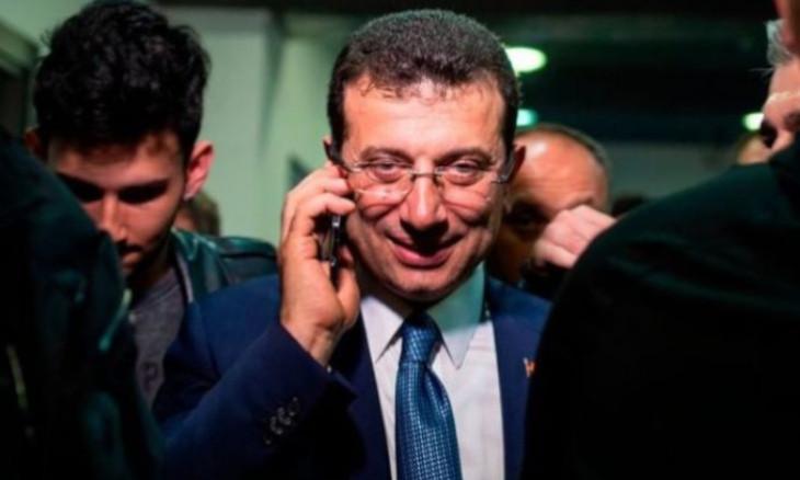 Mayor İmamoğlu to answer hotline call