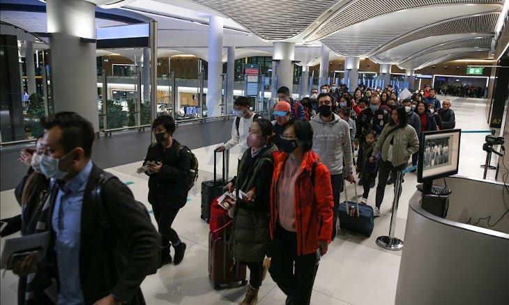 Turkey starts scanning all int'l passengers