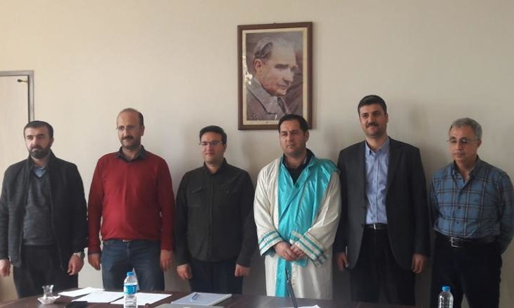 First Ph.D. granted in 'Kurdish Language and Literature'