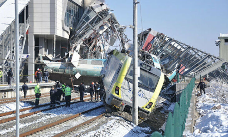 Train that crashed in deadly accident killing nine found to be uninsured