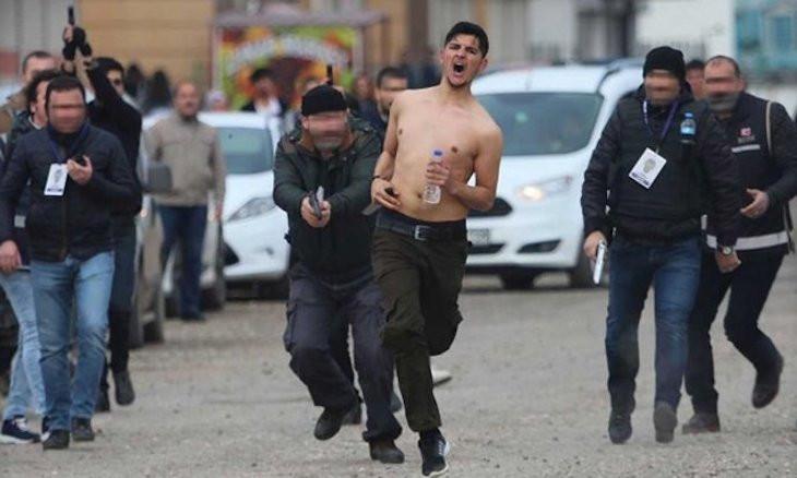 Expert report deems police shooting of Kurdish man in Diyarbakır 'inexcusable'