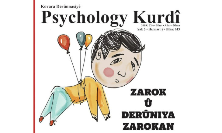 'Psychology Kurdi' aims to help Kurdish becoming a scientific language