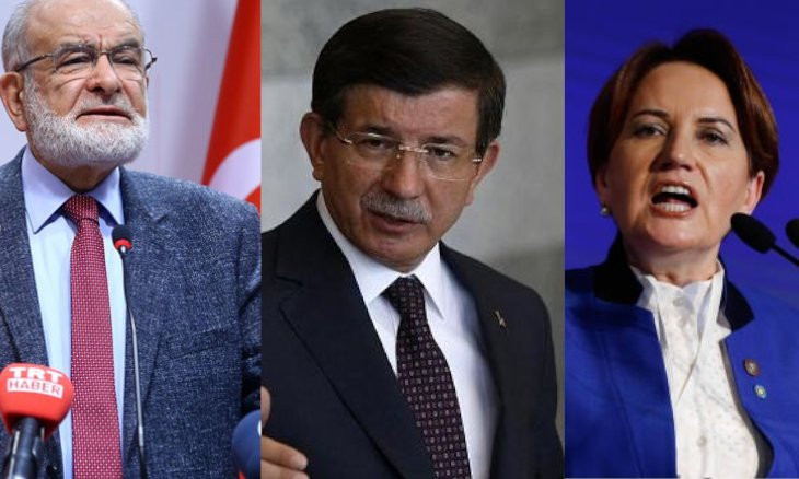 Turkey's center-right parties 'to form alliance for elections'