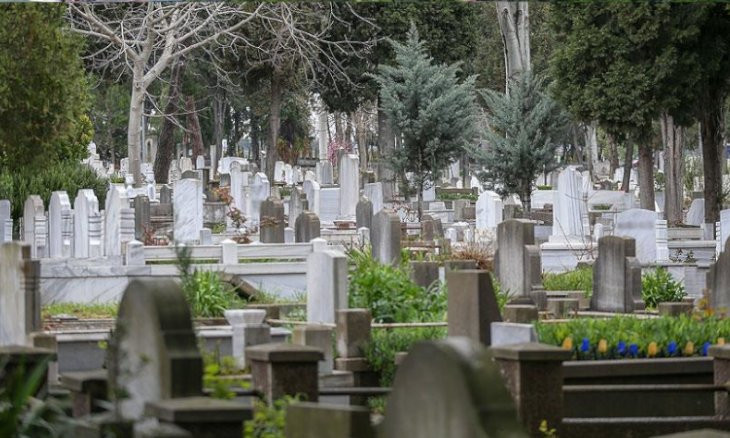 Istanbul running out of room to bury its dead