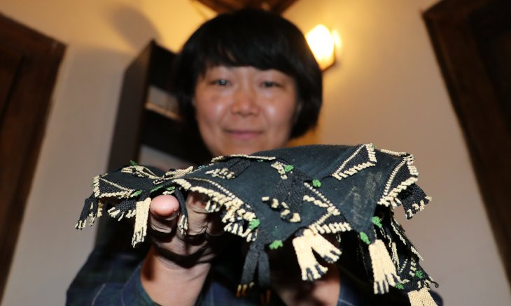 Japan to be introduced to local Kastamonu point lace
