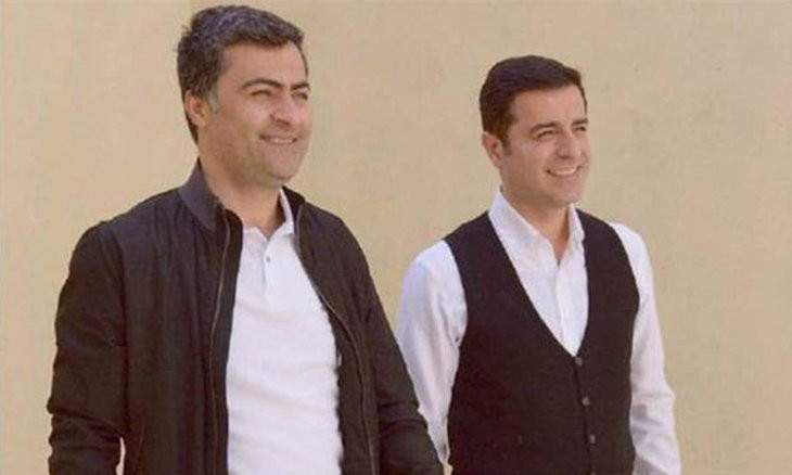 Former HDP deputy, co-chair send message of unity from Edirne Prison