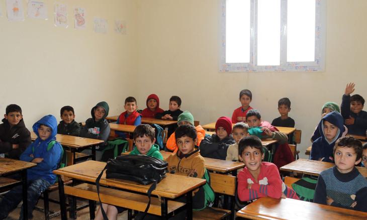 Syrian refugee children in Turkey face discrimination at school
